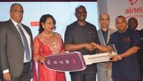 Airtel Fetes Outstanding Business Partners