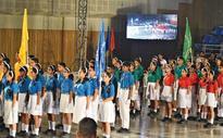 Indira National School holds annual sports fiesta