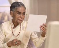 Oh no! Pardes Mein Hai Mera Dil actress Surekha Sikri FAINTS on the sets