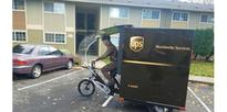 UPS tests eBike delivery service in Portland, Ore.