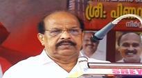 Sreedharan was not chased away: Sudhakaran