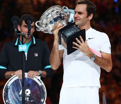 Everything you need to know about Roger Federer