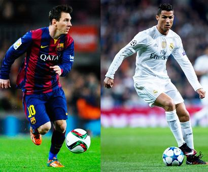 Ballon d'Or: It's 5-all. So who is better, Ronaldo or Messi?