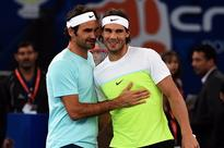 Nadal takes a dig at Federer for missing clay-court season