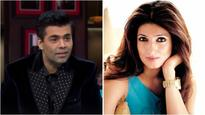 Twinkle Khanna is glad that Karan Johar FINALLY 'approves of something'