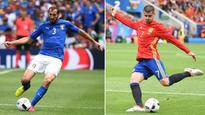 Euro 2016: Heavyweight clash of Spain, Italy in repeat of 2012 final