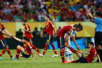 Spain show that tiki taka is alive and kicking
