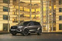 Facelifted Ford Kuga gets sporty new ST-Line trim