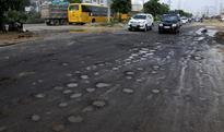 Repair stretch between Mahavir Chowk and MDI:Commuters to MCG