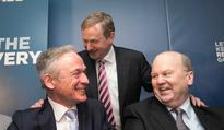 Enda Kenny will remain as Taoiseach one more term and then retire if Fine Gael win general election