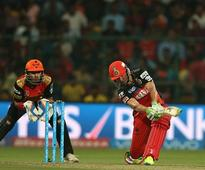 IPL 9, RCB vs SRH: The Kohli-ABD-Sarfaraz show spells ...