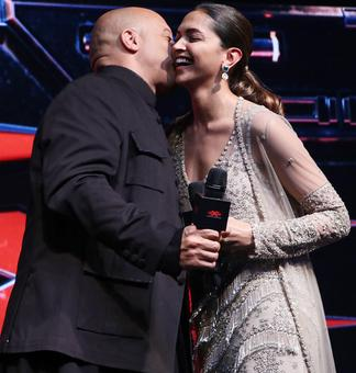 'It is such a blessing that Deepika is in my life'