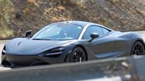Spy shots reveal the successor to the McLaren 650S called the P14
