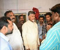 No one will be spared if flood victims neglected: Chandrababu Naidu