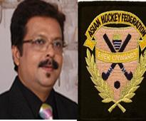 Abhijit Sarkar appointed Asian hockey body's Vice Chairman