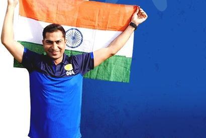 Ravi Kumar bags bronze in men's 10m air rifle
