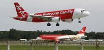 Airline shares fall on AirAsia entry concerns