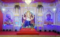 City's final Ganpati leaves for immersion