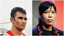 Mary Kom, Shiva Thapa in boxing squads for Asian Olympic Qualifiers