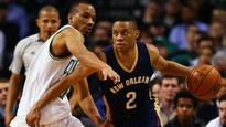 Reports: Pelicans re-sign restricted free agent point guard Tim Frazier