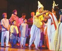 Raja Rammohan Roy rubs off on character playing him