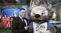 FIFA unveils mascot for 2018 World Cup