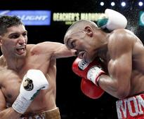 Amir Khan does not want to fight Floyd Mayweather even if he comes out of retirement