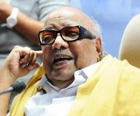 Tamil Nadu election: Karunanidhi files nomination in Tiruvarur