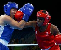 Olympic champion Nicola Adams offered chance to turn pro - and fight on next Anthony Joshua undercard