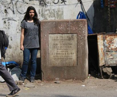 Hawkers' eviction uncovers a piece of Mumbai history