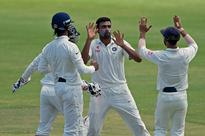 India in West Indies: Ashwin Delivers the Sucker Punch