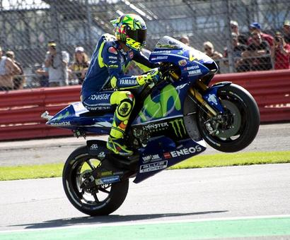 Rossi set for stunning return after double leg fracture