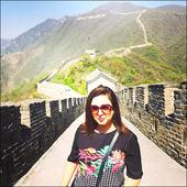 Check out Farah Khan learns modesty at the Great Wall of China