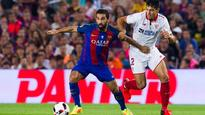 Marvellous Arda Turan fires Barcelona to glorious Super Cup win over Sevilla