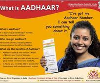 Govt. disburses Rs 16,496 crore benefits via Aadhar linked accounts