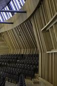WICONA roof glazing contributes to stunning performing arts auditorium at YARM SCHOOL