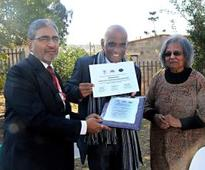 'Voice of the voiceless' honoured