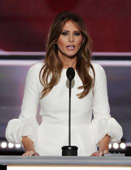 Melania Trump accepts apology, damages from Daily Mail