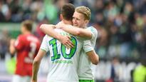Wolfsburg's Andre Schurrle, Julian Draxler to decide future after Euros