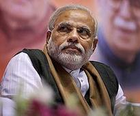 People have given Congress a fitting reply: Modi on by-poll win