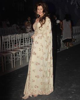 Celeb spotting at Manish Malhotra's LFW show