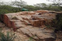 Tattered ruins of Lal Kot unveil a shame