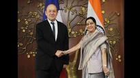 With terrorism, maritime security on agenda, India, France hold bilateral talks