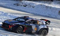Neuville leads tragedy-hit Monte Carlo Rally