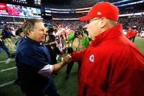 Chiefs Reid to coach Team Rice (and four Chiefs) in Pro Bowl Sunday