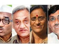 Rita not first 'Bahuguna' to rebel; 3 generations of family have earlier ditched Congress