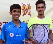 Adil & Siddhant triumph