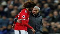 Manchester United's Fellani may miss fotball for two months