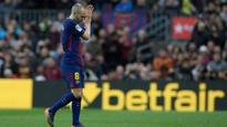 Champions League: Andres Iniesta injury leaves Barcelona looking for new hero against Chelsea
