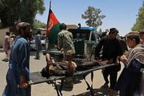 Dozens killed in Afghanistan as car bomb hits bank branch